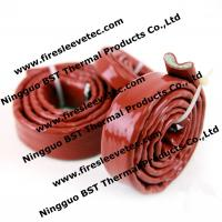Wholesale Silicone coated fiberglass Fire Sleeve from china suppliers