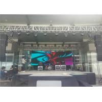 Buy cheap Eachinled New design Model SMD1921 P3.91 Outdoor Rental LED Screen Display from wholesalers