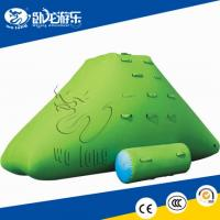 Buy cheap Giant water park Floating Inflatable Water Park, Adult inflatable water sports For Sale from wholesalers