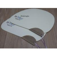 Buy cheap Knives Shape Hand Held Paper Fans Recycled Materials Folk Art Traditional Style from wholesalers