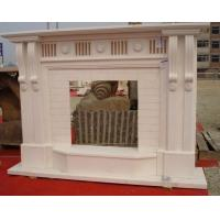 Buy cheap Simple Stone Fireplace Mantel product