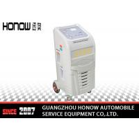 Buy cheap Touch Screen Automotive AC Recovery Machine , Air Conditioning Recharge Machine from wholesalers