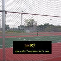 Buy cheap China supplier,PVC Coated Chain Link Fencing,Galvanized chain link fence, Made in China from wholesalers