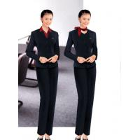 Buy cheap Comfortable Cotton Aviator Flight Attendant Uniforms pants flight stewardess uniform from wholesalers