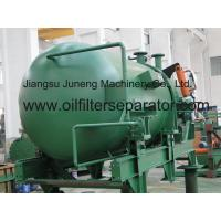 Stainless Steel 0.4Mpa Horizontal Pressure Leaf Filter Used Syrups , Dewaxing , Degrease