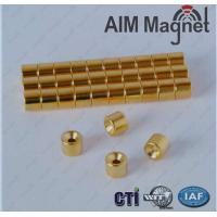Buy cheap Wholesale 4mm x 2mm Round Magnet for Jewelry from wholesalers