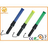 Rechargeable Plastic LED Safety Flashlight Wand High Brightness -20 ℃- +70 ℃ Working Temp