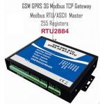 Buy cheap GSM 3G Modbus RTU 255 Registers,GSM 3G Modbus Slave, GSM 3G Modbus Master from wholesalers