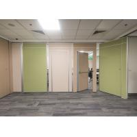 Buy cheap Fashion Design Movable Partition Wall High 58db Soundproof Eco - Friendly product