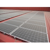 Buy cheap Hot Dipped Galvanized Steel SGS Solar Panel Roof Mounting Brackets from wholesalers