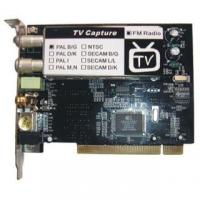Buy cheap Philips 7130 TV/FM Capture Card from wholesalers