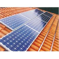 2KW Home Rooftop / Ground Mounted Grid Tied Solar Power System 110V - 240V Manufactures