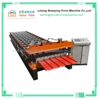 Buy cheap Good Price Metal Roofing Sheet Roll Forming Machine from wholesalers