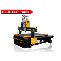 Buy cheap 1300*2500*300mm Multi - Head CNC Router  1325 , woodworking cnc wood router from wholesalers