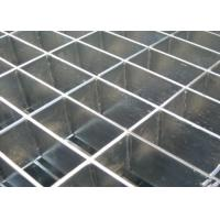 Wholesale Flattened Fireplace Floor Grating Panels Untreated Black Finish Surface from china suppliers