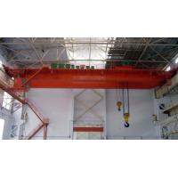 Buy cheap QB Explosion proof double girder overhead cranes with hook from wholesalers