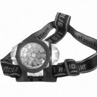 Buy cheap LED Camping Head Lamp, Measures 7 x 7 x 4cm product