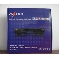 Buy cheap South America 1080P HD Satellite Receiver DVB-S2 AZ Fox S2S Support DVB EN300743 and EBU from wholesalers