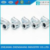 Buy cheap High Strength Carbon Steel Press Fittings Press Fit Plumbing Fittings from wholesalers