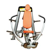 Buy cheap Hoist Plate Loaded Fitness Equipment For Chest Exercise from wholesalers