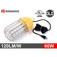 60 Watt LED Temporary Work Lights Replace 200W Compact Fluorescent Lamp , AC100-300V Manufactures