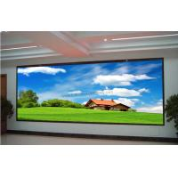 Buy cheap Full Color Projects P2 Indoor Rental LED Display High Definition In Meeting Room product
