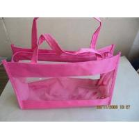 Buy cheap PVC shopping bag from wholesalers