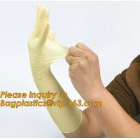 Buy cheap Disposable medical surgical latex examination gloves with cheap price,manufacturer non sterile medical examination latex from wholesalers