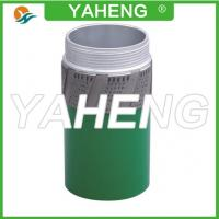 T66 T76 T86 Reaming High Speed Steel Reamers Connect With The Drill Core Bit Manufactures