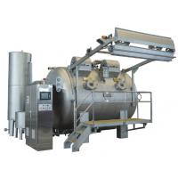 Buy cheap Low Liquor Ratio Dyeing Machine , High Temperature Overflow Dyeing Machine from wholesalers