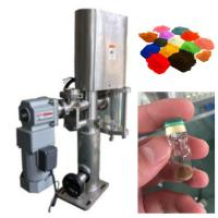 China Dry Spice Powder Filling Machines Manual Powder Filling Machine For Chemical Medical Cosmedics on sale