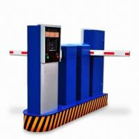 Car Parking Management System for Commercial Office Complexes, with Temporary Dispenser