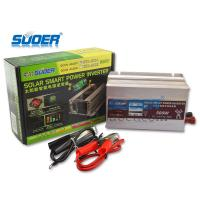 China Suoer solar power inverter 500w high efficient power inverter 12v to 220v portable power inverter on sale
