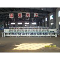Buy cheap Cap / Hat / Chenille Embroidery Machine 15 Head With German Continental Belt from wholesalers