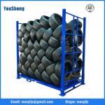 Industrial Warehouse Stacking Rack, Stillage Rack, truck tire rack