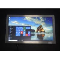 Wholesale Windows 10 System Industrial Touch Panel PC , Stainless AIO Capacitive Touch Panel from china suppliers