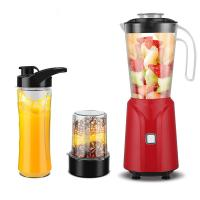 Buy cheap Tritan material BPA free blender juicer machine grinding machine with travel bottle from wholesalers
