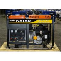 Buy cheap Single Phase Small Gas Powered Generator , 11KVA Gasoline Standby Generator from wholesalers