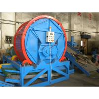 Wholesale 16 R/Min Tyre Shredding Machine Big Capacity 1500 kg/h for Industry from china suppliers