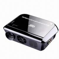 Buy cheap LCOS Projector, 720P with HDMI AV In and Out, VGA TV, USB, SD, DVD Player, OEM Orders are Accepted from wholesalers