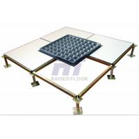 Buy cheap Anti - Static HPL Computer Room Raised Floor Systems Loading Capacity High from wholesalers