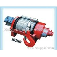 Buy cheap 20000LBS HYDRAULIC WINCH AUTO APPLICATION 12V/24V WINCH from wholesalers