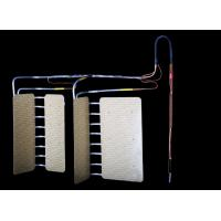 Buy cheap Silver Refrigerator Evaporator / Cleaning Freezer Coils Wooden Pallet Packing from wholesalers