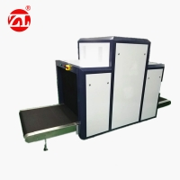China 100100 Large Size High Resolution X Ray Security Scanner With Load Capacity 250 Kg on sale