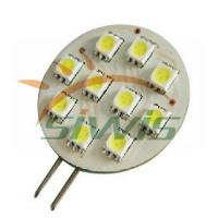 Wholesale Indoor G4 LED Lamps 12v 150 lumen Back Pin SMD5050 10PCS For Hotel from china suppliers