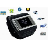 Wholesale Quad-band Dual Card Dual Standby Music Watch Phone from china suppliers