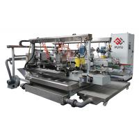 Buy cheap Glass Grinding Machine For Glass Arc R Angle Double Edger / Round Corner from wholesalers