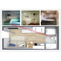Buy cheap Luxury Decoration Prefab House Mobile Modular House With Bathroom/Kitchen/Washbasin/Bedroom For Sale from wholesalers