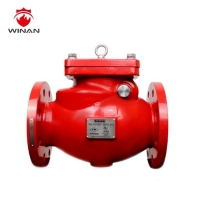 Buy cheap Non Slam Slow Closing DN350 1.6MPa 300PSI Swing Check Valve from wholesalers
