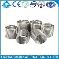 Buy cheap self tapping inserts Screw Thread coils China Wire Thread Insert Bashan supplier from wholesalers